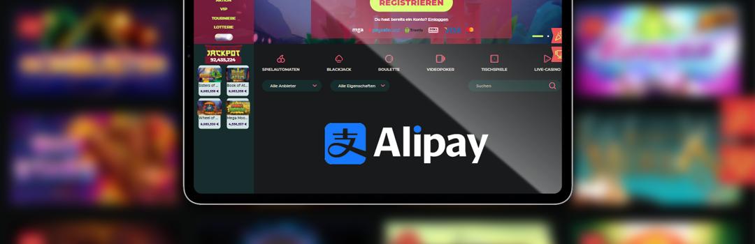 Casino Spiele mit Alipay