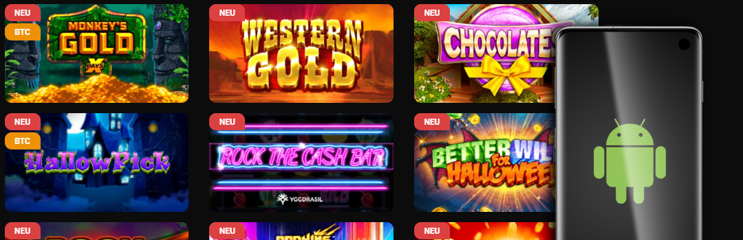 casino spiele android
