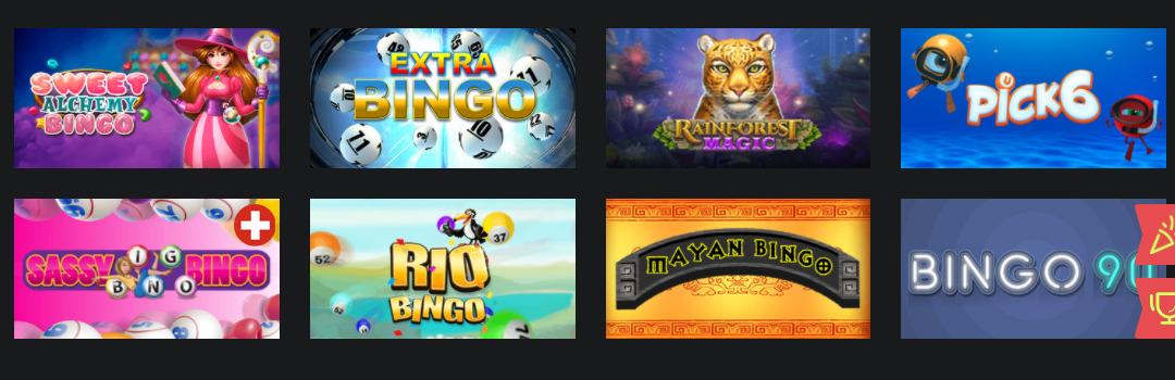 Online casino bingo