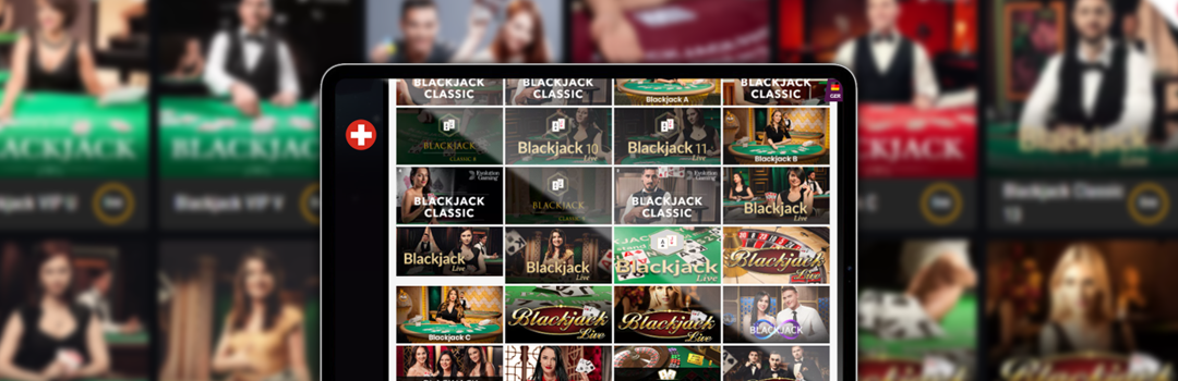 schweizer blackjack casinos