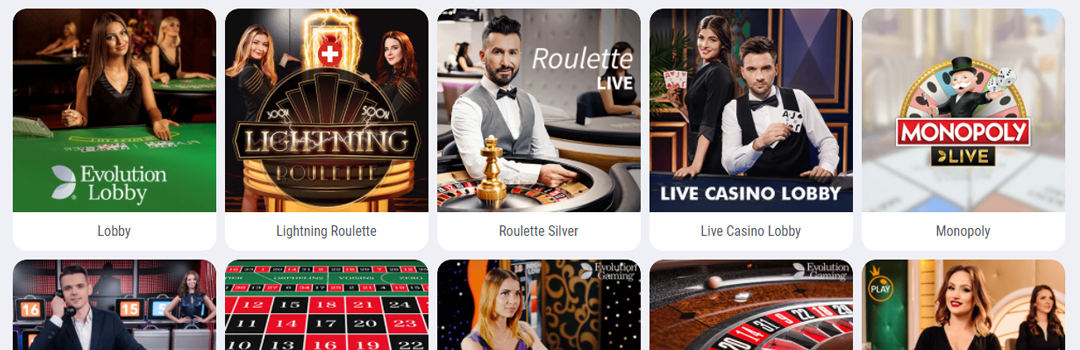 top live casino schweiz