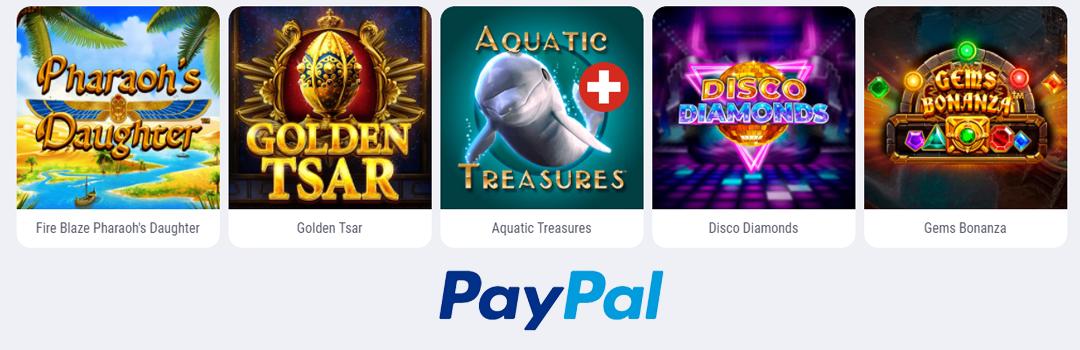 paypal casino spiele