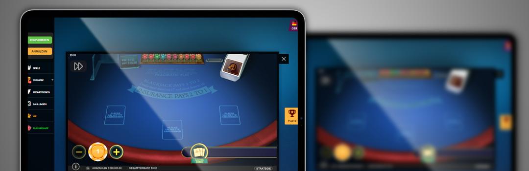 Handy casinos mit blackjack