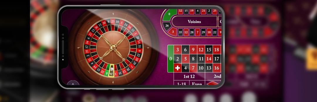 mobile roulette