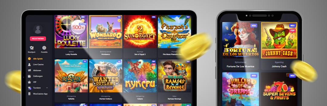 Online Casino über Handyrechnung
