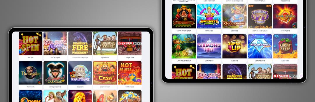 ipad casino app