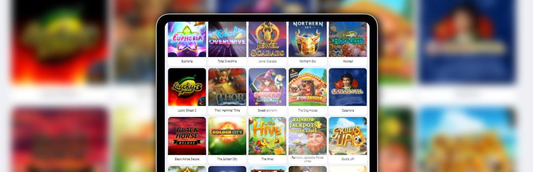 besten ipad online casinos