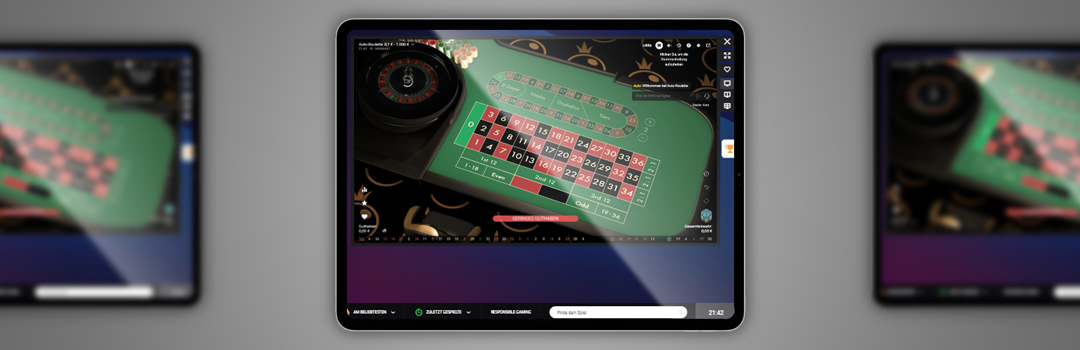 live casinos für mobile