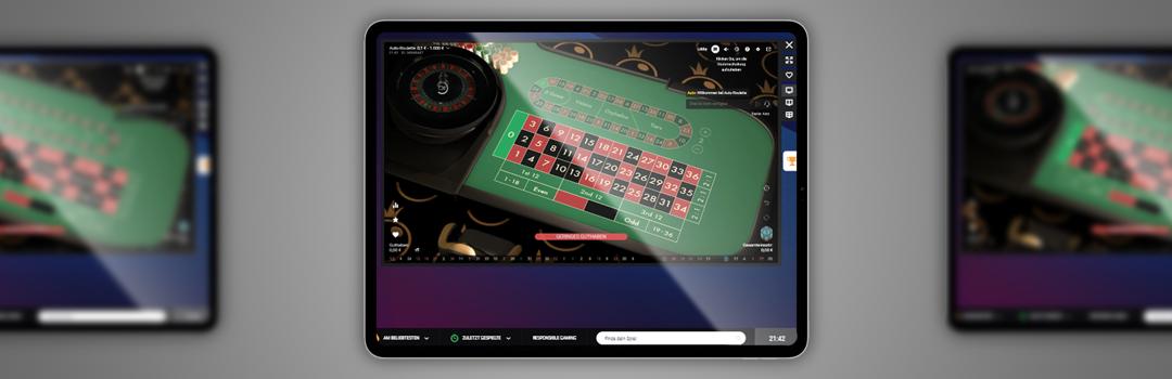 live casinos für mobile