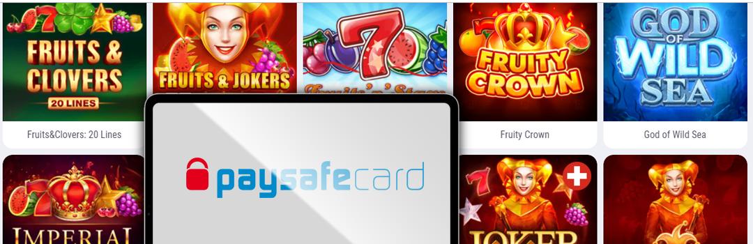 handy casinos mit paysafe