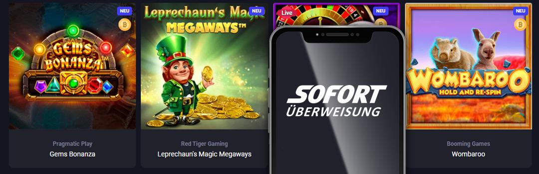 Handy Casino mit Sofortüberweisung