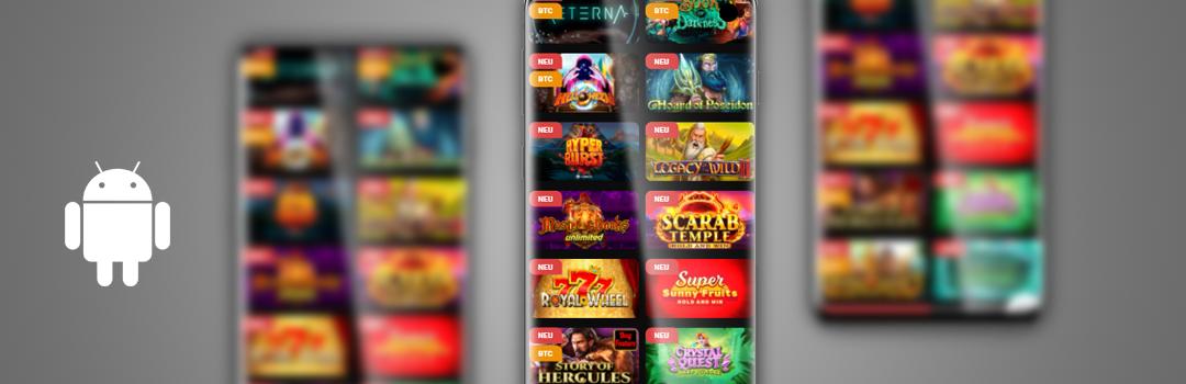 casinos für android in der Schweiz