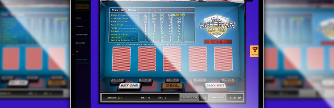 videopoker casino