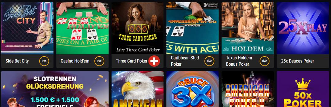 online casino spiele mit poker