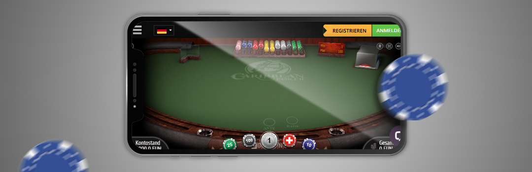 online casinos mit poker
