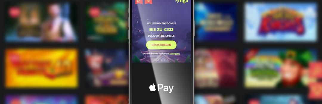 Apple pay Casino spiele