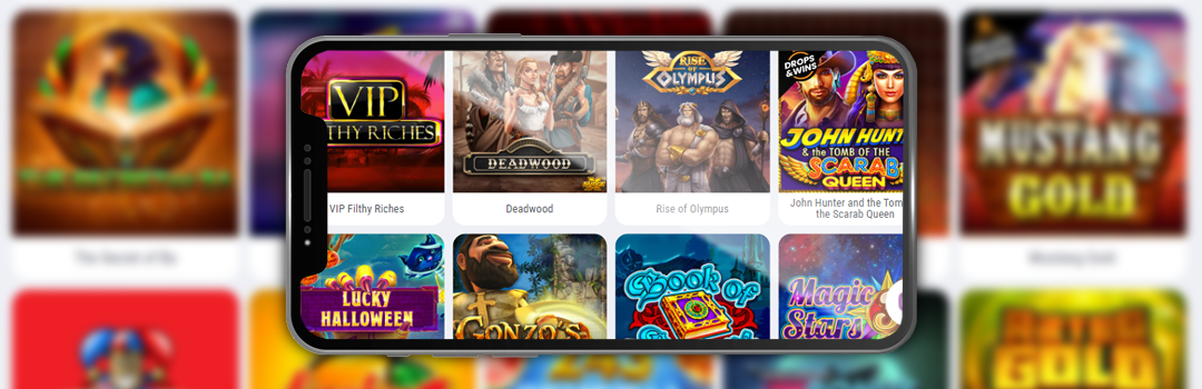 mobile online casino apps