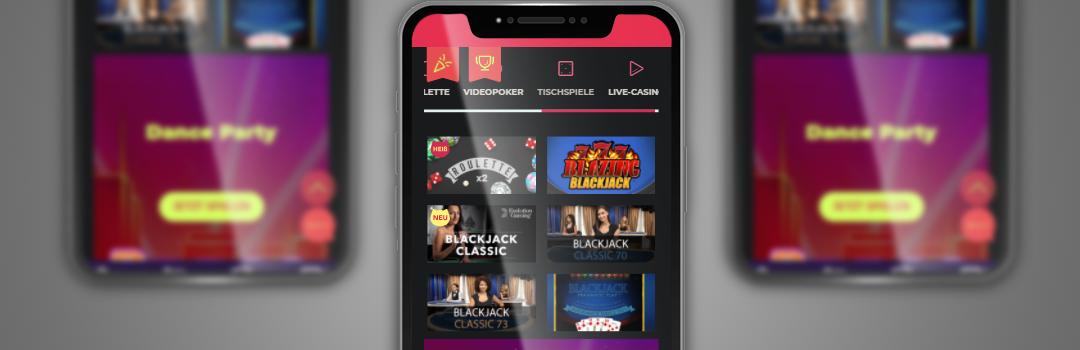 online casinos für das iphone