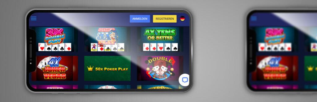 handy video poker