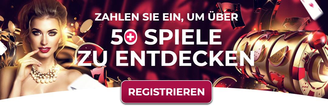 Bestes Online Casino der Schweiz - 7 Melons