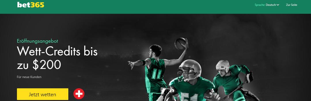 Sportwetten und Glücksspiele im besten Online Casino