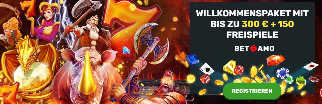 Bestes Casino der Schweiz - Betamo