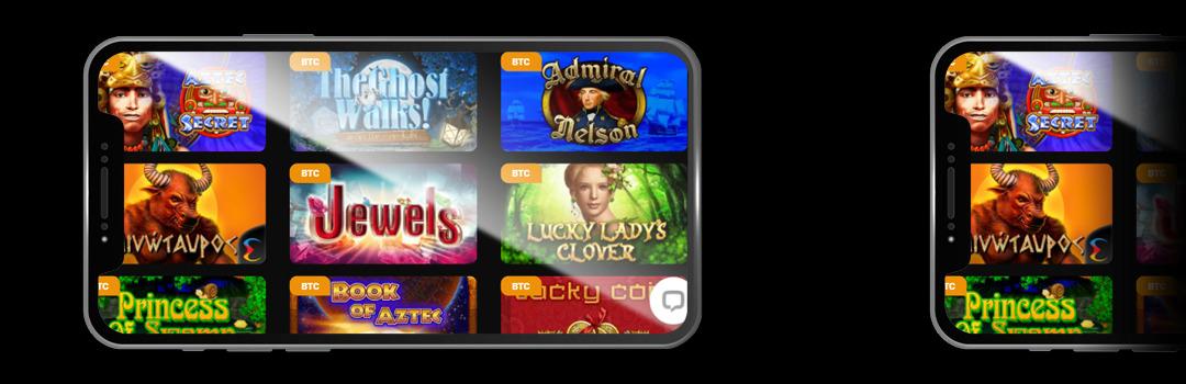Jeux populaires dans les meilleurs casinos Bitcoin