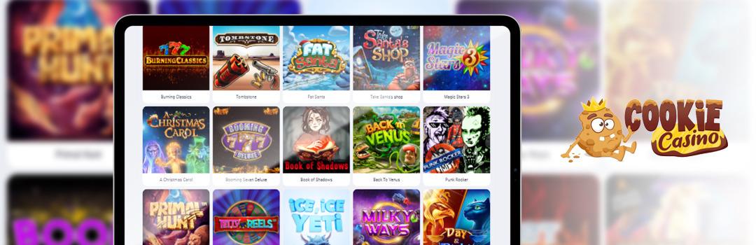 Bestes Cookie Casino Mobile Glücksspiel