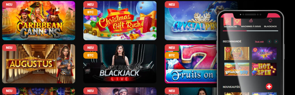 Seuls les meilleurs nouveaux casinos en ligne