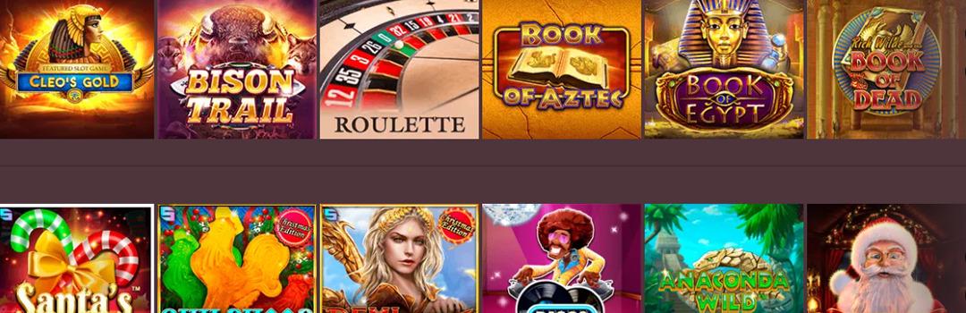 Die besten Online-Glücksspiele im Gunsbet Casino