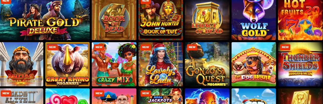 Das beste Spieleangebot im N1 Casino für die Schweizer