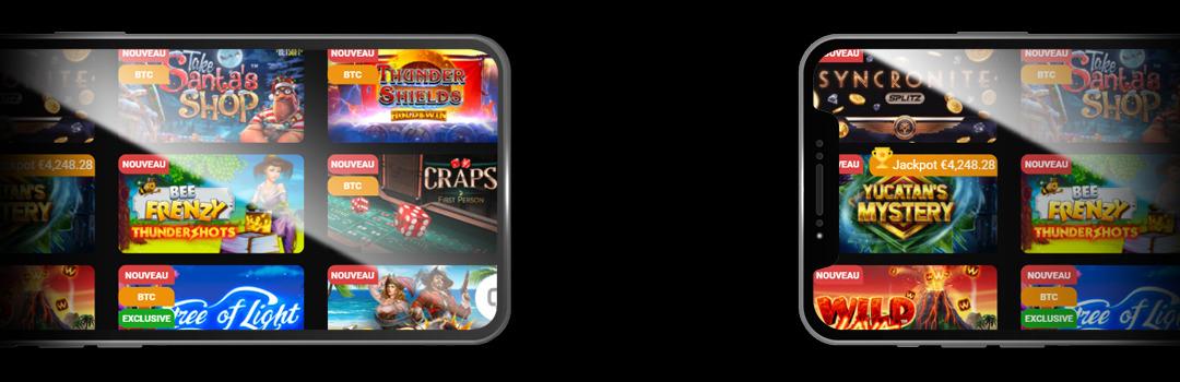 Les plus gros nouveaux bonus de casino