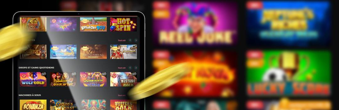Meilleurs jeux en argent réel sur votre appareil mobile