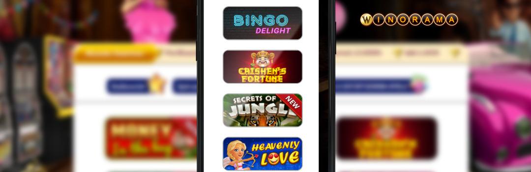 Spielen Sie das beste mobile Casino Gratorama