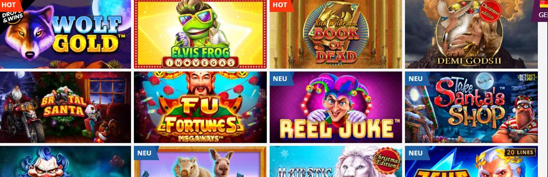 Beste Jackpot Slots Playamo Casino