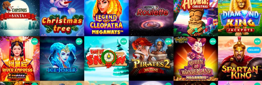 Beste Online Slots für Schweizer Spieler im Spinia Casino