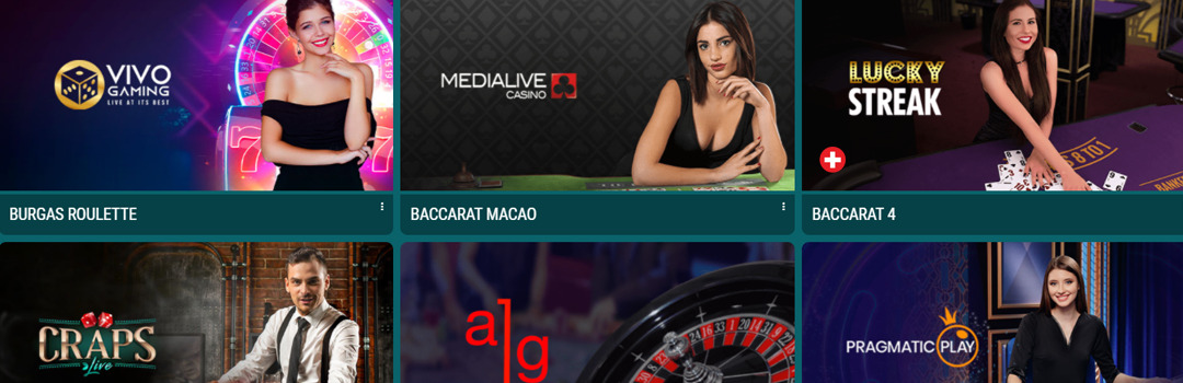 Die besten Live-Dealer-Spiele im 22bet Casino