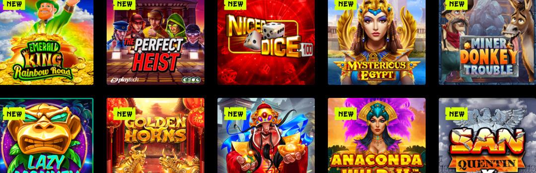Meilleure offre de jeux de casino Spin Samurai