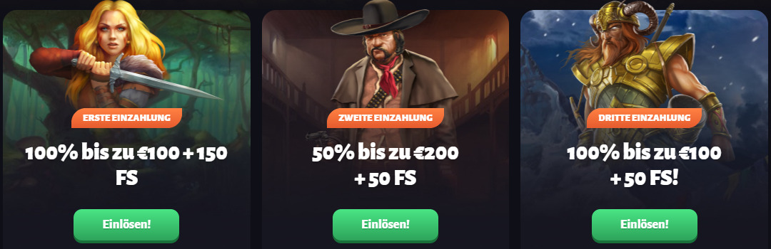 begrüßt spiele bonus