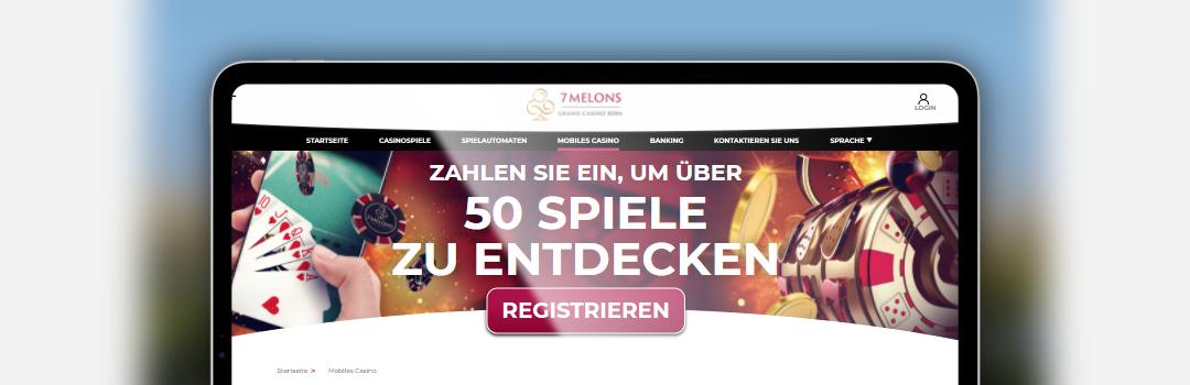 mobiles casino app