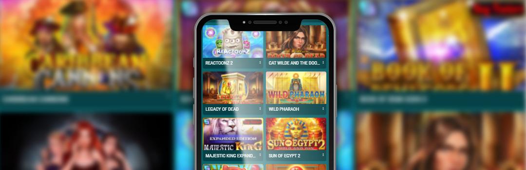 Meilleurs jeux de casino mobile sur 22bet Suisse