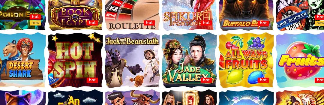 La meilleure offre de vos jeux préférés sur Loki Casino