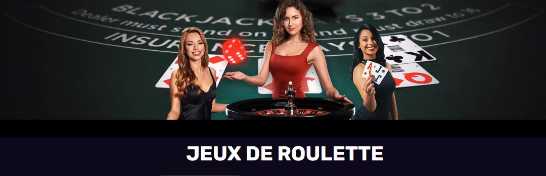 jeux roulette argent réel