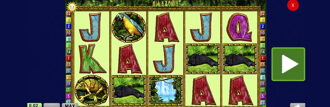 spiele Amazonia Slot in der Schweiz