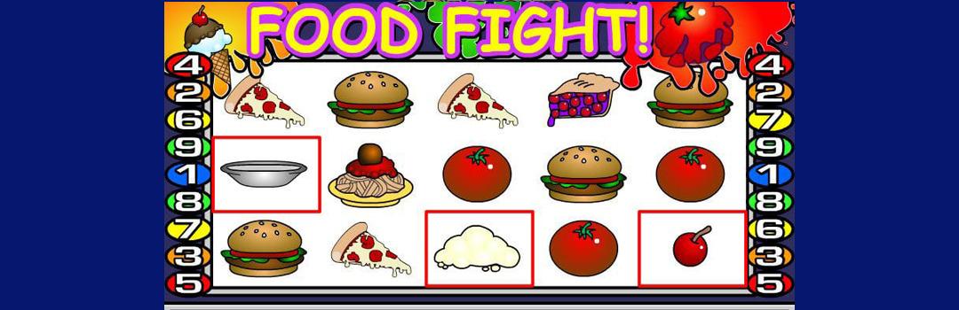spielen Food Fight Slot in der Schweiz