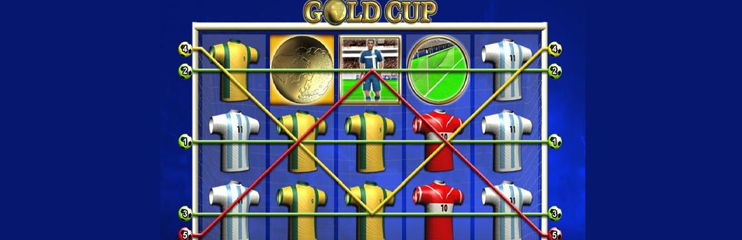 Gold Cup Slot in der Schweiz spielen