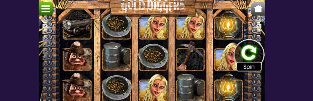 spielen Gold Diggers in der Schweiz