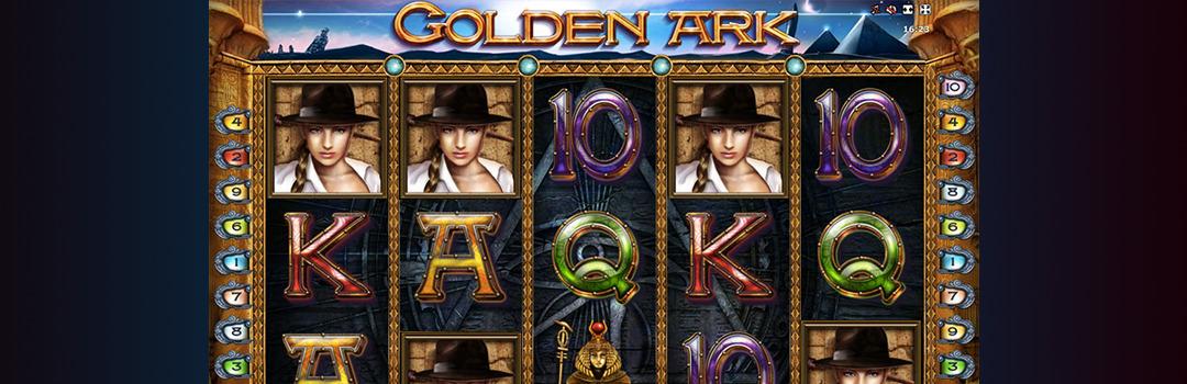 spiele Golden Ark Slot in der Schweiz