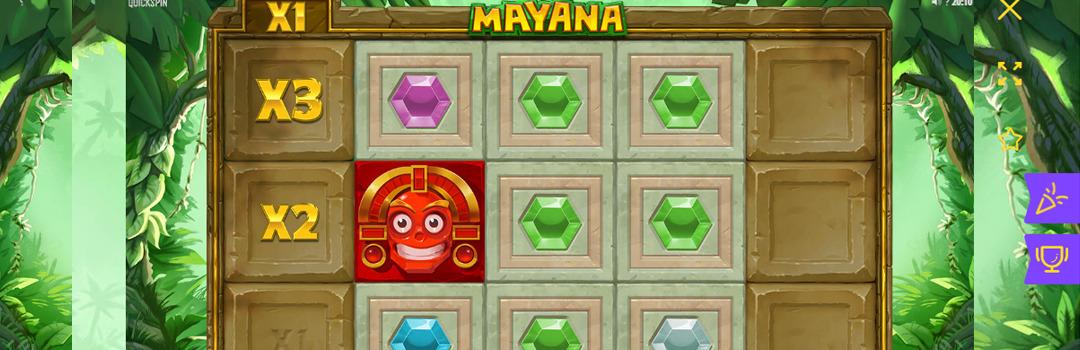 Mayana Slot in der Schweiz spielen