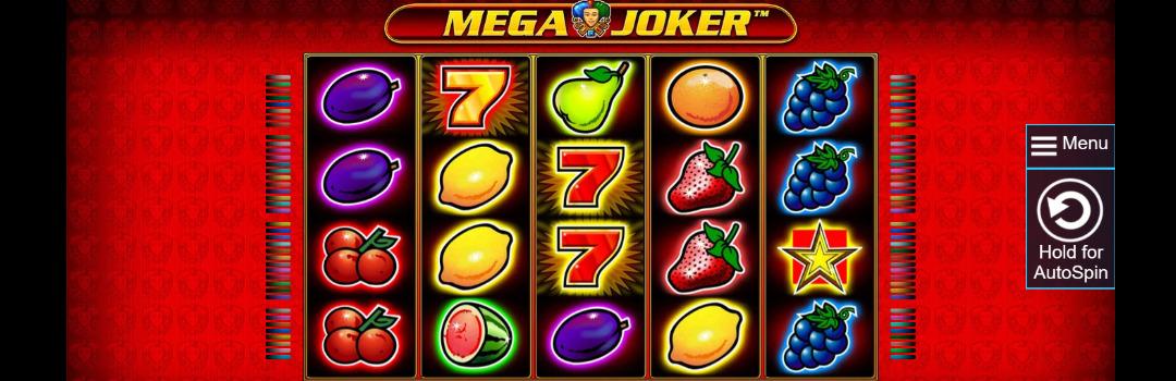 spiele Mega Joker Slot in der Schweiz